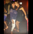 Drita D'avanzo and Big Ang