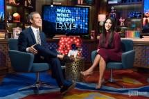 Andy Cohen, Kim Kardashian