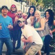 'Party Down South' Cast Members: Lyle Boudreaux, Josh Murray, Ryan Daddy Richards, Mattie Breaux, Tiffany Heinen, Lauren White & Walt Windham