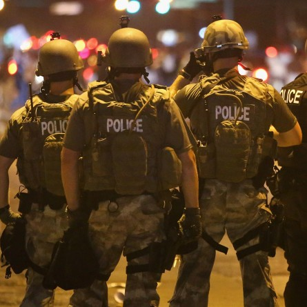 Michael Brown protests