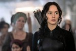 Jennifer Lawrence in Hunger Games: Mockingjay