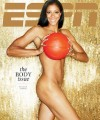 WNBA Los Angeles Sparks star Candace Parker