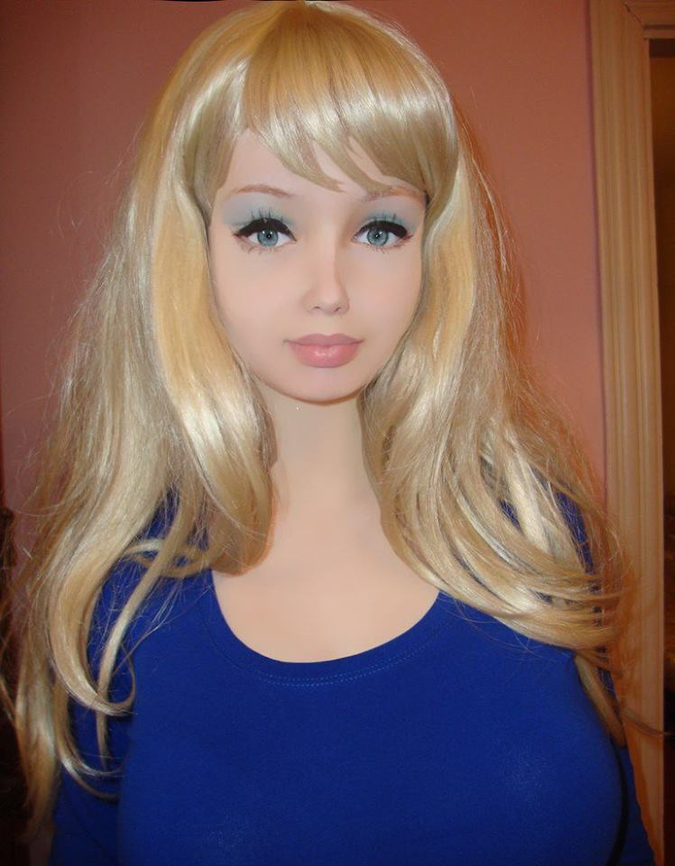 Human Barbie Doll: Lolita Richi Is The New Real-Life Version Who's