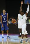 Nigerian basketball Player Anthony Oludewa Skinn