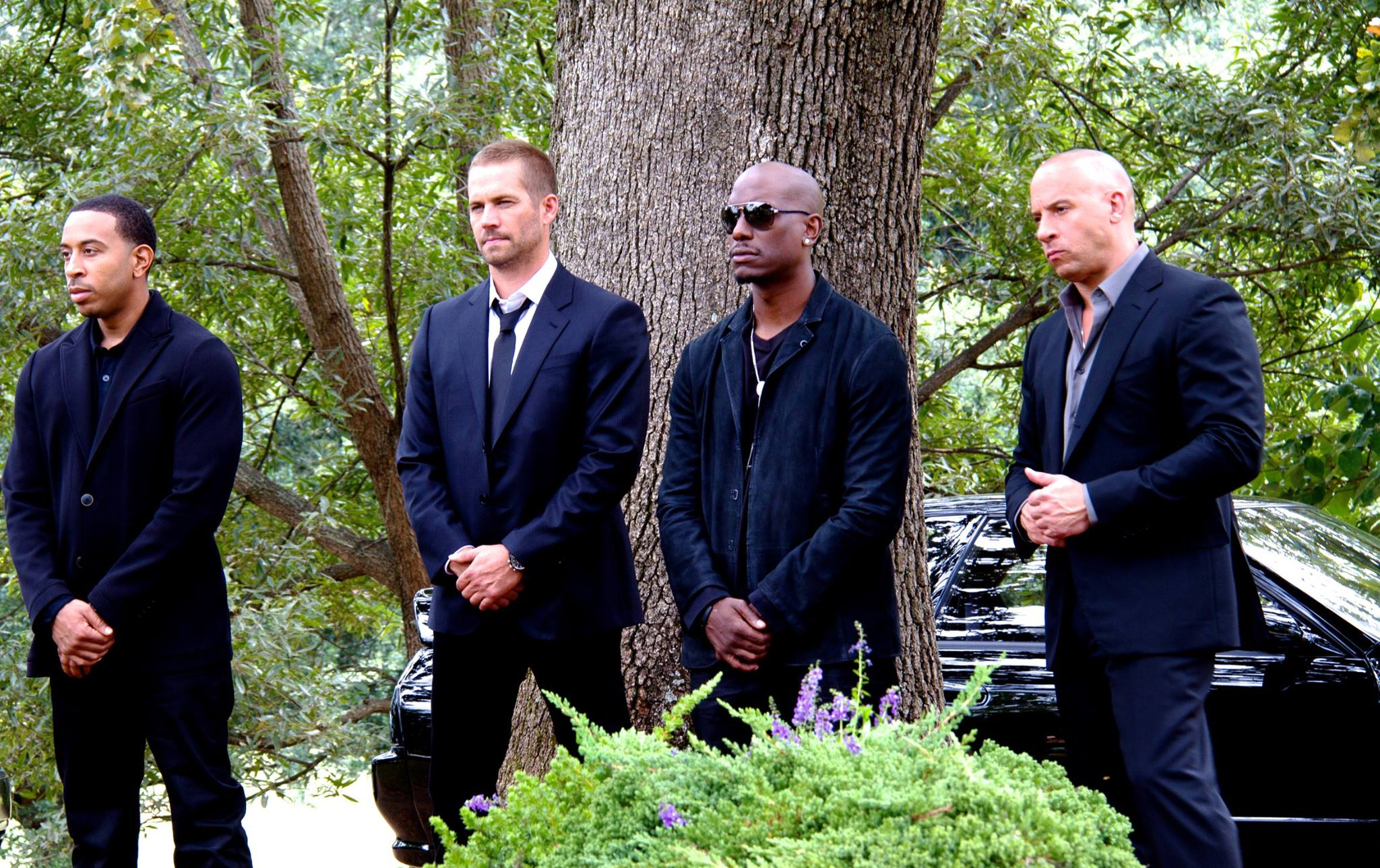 At Funeral Ceremony With Vin Diesel [VIDEO] : Videos : Enstarz