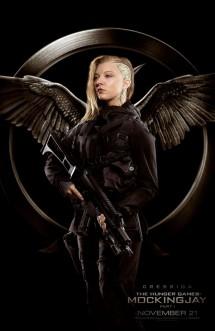 Natalie Dormer in The Hunger Games: Mockingjay