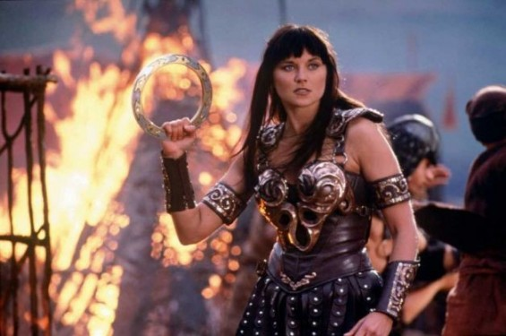 Xena The Princess Warrior. (Handout Photo)