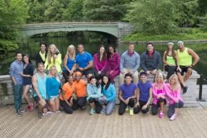The cast of 'Amazing Race' Season 25