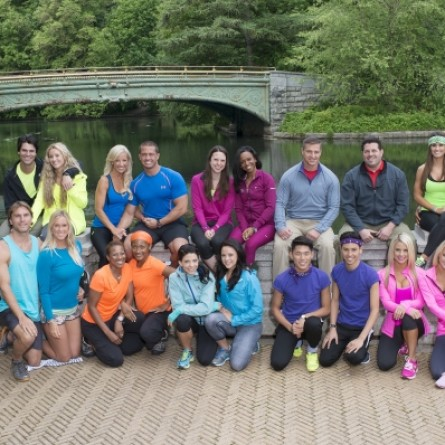 The cast of 'Amazing Race' Season 25