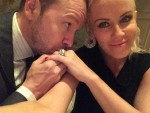 Donnie Wahlberg & Jenny McCarthy show their post-wedded bliss