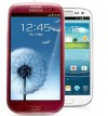 Red Samsung Galaxy S3