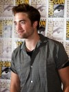 "Robert Pattinson arrives for a panel discussion for the upcoming film ""The Twilight Saga Breaking Dawn Part 2"" at Comic-Con in San Diego, California July 12, 2012."