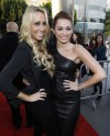 Miley & Tish Cyrus