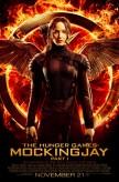 Jennifer Lawrence Hunger Games Mockingjay poster
