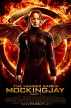 Jennifer Lawrence Hunger Games Mockingjay poster