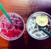Starbucks will give free energy drinks on Friday July 13th from 12 p.m.-3 p.m. at participating stores.