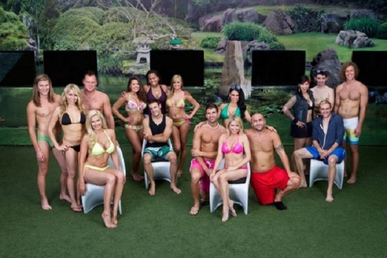 "The cast of ""Big Brother"" Season 14"