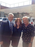 Tony Denison, Mary McDonnell, William Russ