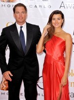 Michael Weatherly and Cote De Pablo
