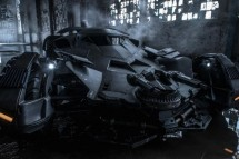 Batmobile in Batman vs. Superman