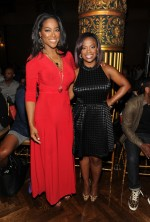 Kenya Moore and Kandi Burruss