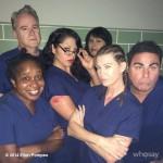 Grey's Anatomy Ellen Pompeo Sara Ramirez