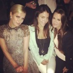 Nicky Hilton, Bethenny Frankel and Kyle Richards
