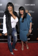 Big Ang and Renee Graziano