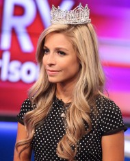 Miss America Kira Kazantsev