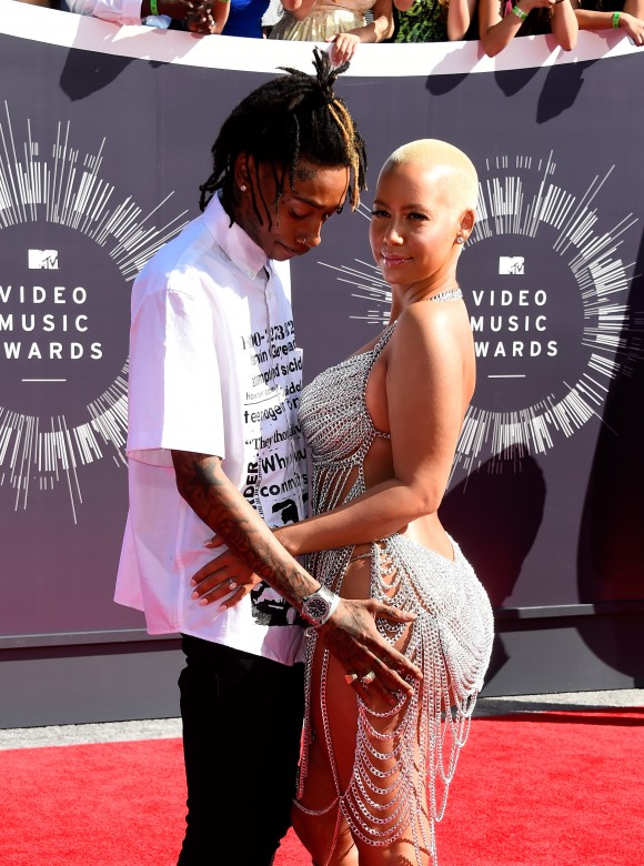 Amber Rose couple