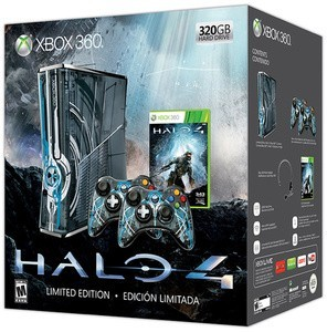 Halo 4 Branded XBOX