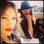 Jennifer Lopez Leah Remini