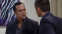 Sonny confronts Julian about the hit on Michael on the October 1, 2014 episode of 'General Hospital'