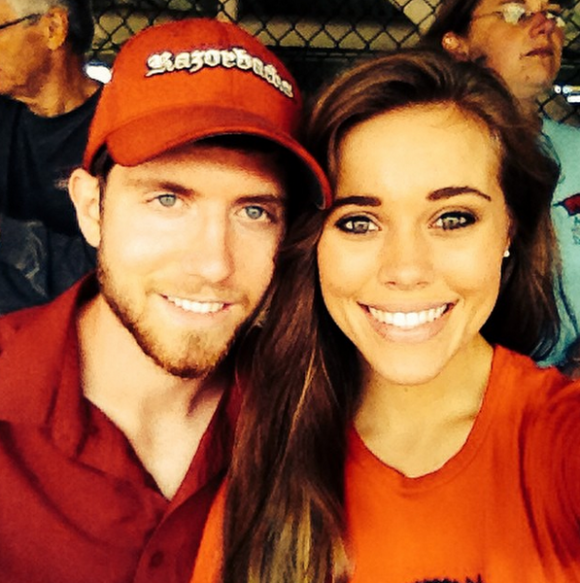 Jessa Duggar Pregnant: '19 Kids & Counting' Star Is ... | 580 x 583 png 547kB