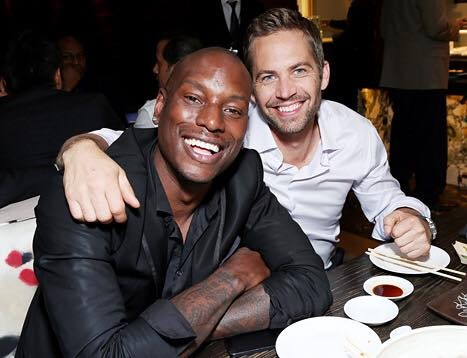 'Fast and Furious 7'/Tyrese Gibson