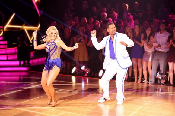 in dancing with the stars