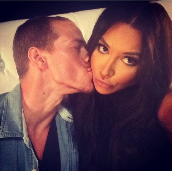 Naya Rivera Husband Ryan Dorsey Naya Rivera Ryan Dorsey