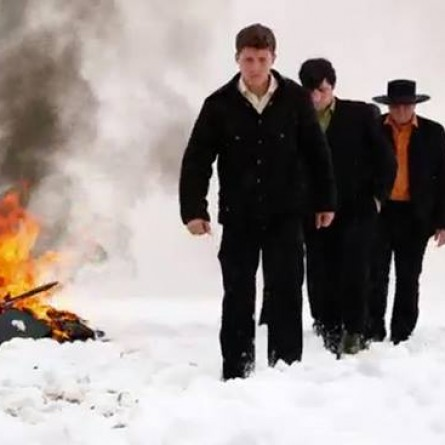 Caleb Meyer, Alvin Lants and Lebanon levi Stotlzfus of 'Amish Mafia.' All three are expected to return for the show's fourth season in January 2015