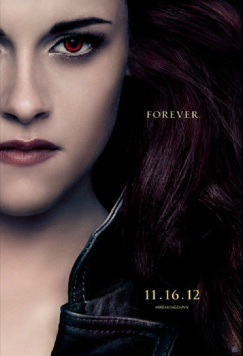 """The Twilight Saga: Breaking Dawn - Part 2"" posters"