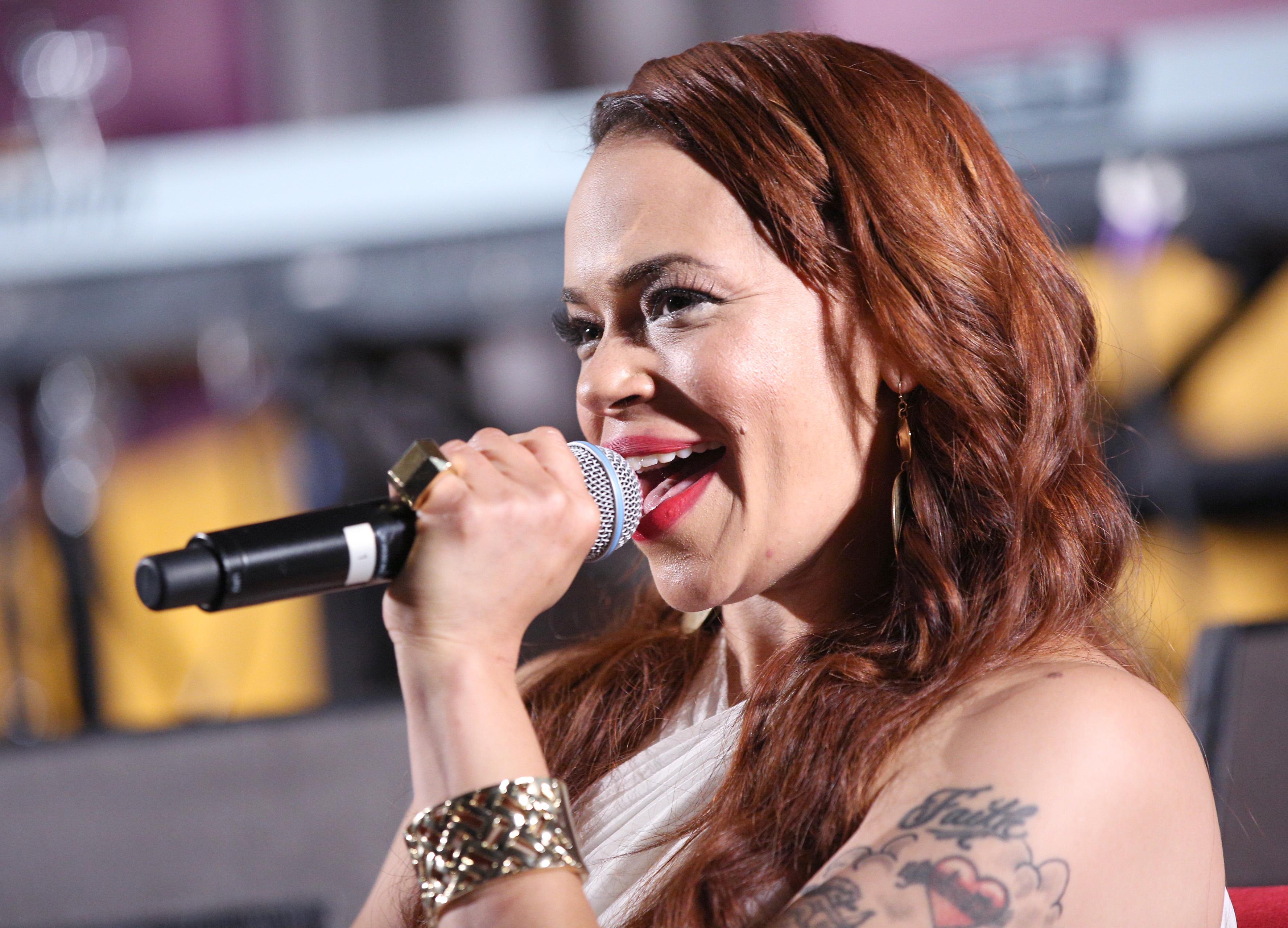 Faith evans biggie smalls new album 2014 one more chance singer