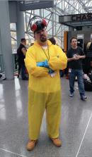 2014 Comic Con New York City