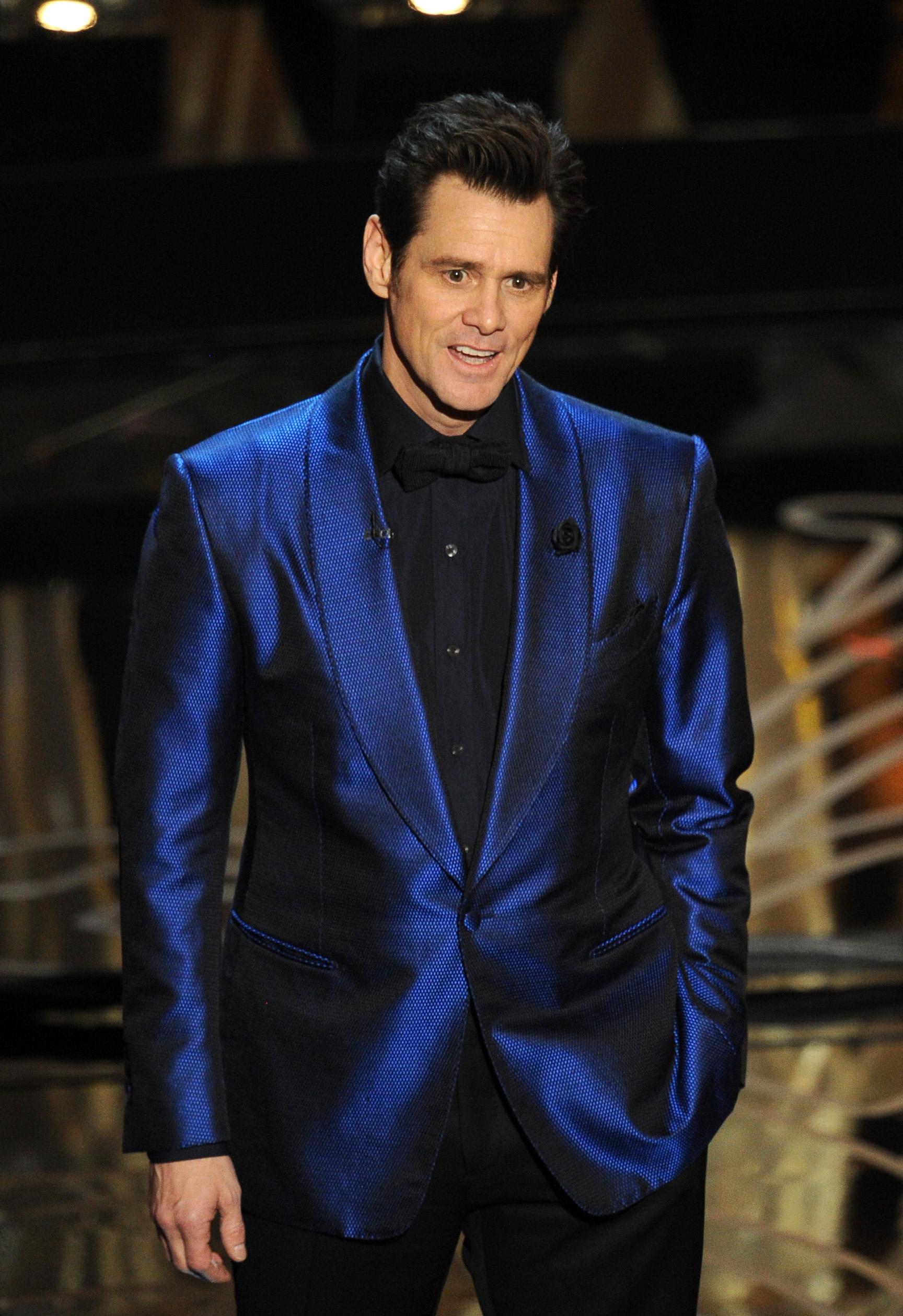 Movie News Jim Carrey