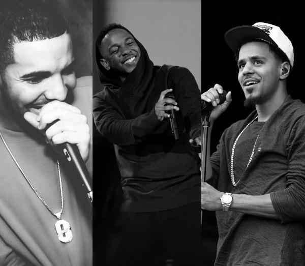J Cole And Drake Tumblr Drake  Kendrick  J  Cole