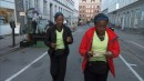 Shelley and Nici have a breakdown on the October 17, 2014 episode of 'The Amazing Race'