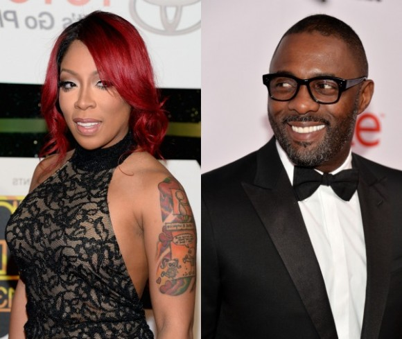 k michelle dating idris elba Egedal