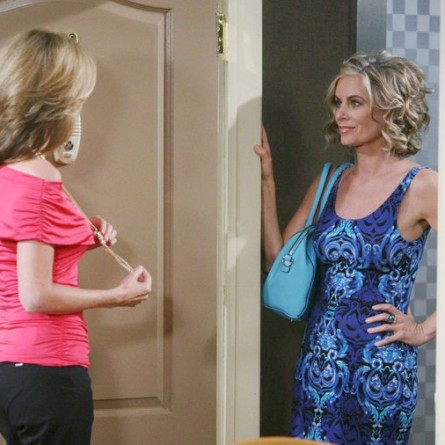 Kristen manipulates Eve and Anne in hopes of getting the goods on Theresa on the October 21, 2014 episode of 'Days of Our Lives'