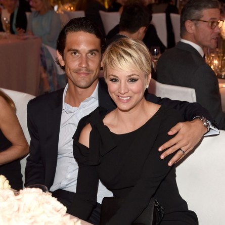 Kaley Cuoco-Sweeting & Ryan Sweeting
