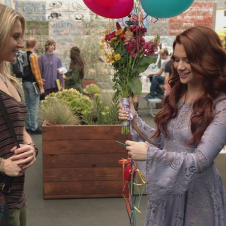 Rita Volk and Katie Stevens On Season 2 of MTV's 'Faking It'