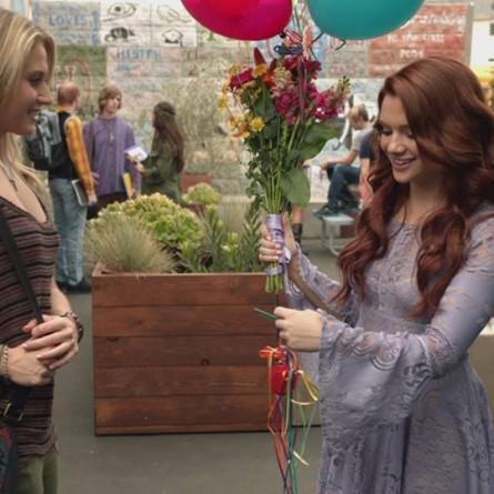 Rita Volk and Katie Stevens On Season 2 of MTV's 'Faking It'