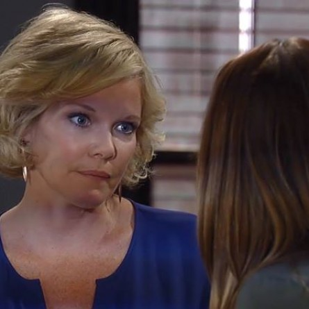 Ava learns Sonny isn't the only one looking for her on the October 24, 2014 episode of 'General Hospital'